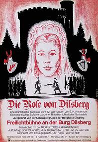 1980 Die Rose von Dilsberg