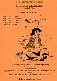 1995 Tapfere Schneiderlein