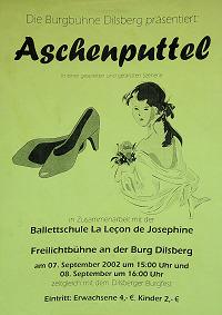 2002 Aschenputtel