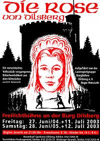 2003 Die Rose von Dilsberg