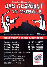 2005 Das Gespenst vom Canterville