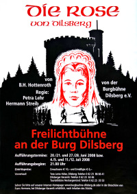 2008 Die Rose von Dilsberg