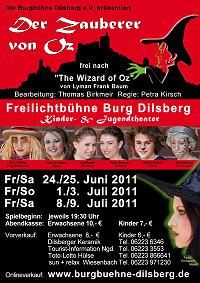 2011 Der Zauberer von Oz