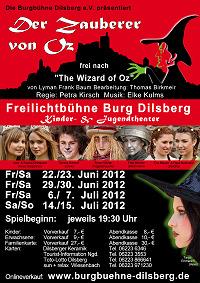 2012 Der Zauberer von Oz