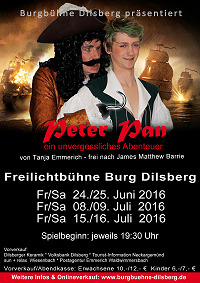2016 Peter Pan